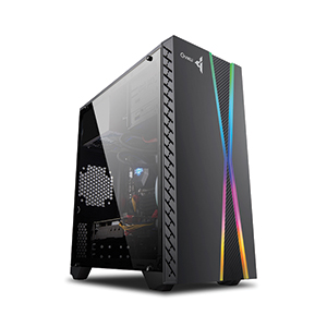 ATX Case (NP) GVIEW i2-30 RGB (Black)