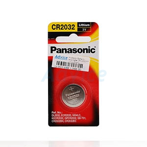Panasonic Micro Batterry CR-2032PT (1Psc/Pack)