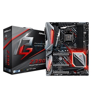 (1151V2) ASROCK Z390 PHANTOM GAMING 6