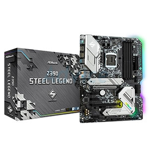 (1151V2) ASROCK Z390 Steel Legend