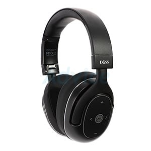 Headphone Bluetooth Doss ANC BE2 Wireless (Black)
