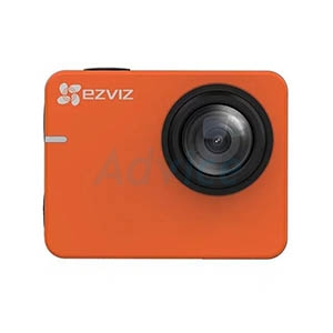 Action Camera 'EZVIZ'Sport S2 (Orange)
