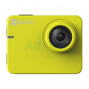 Action Camera 'EZVIZ'Sport S2 (Yellow)