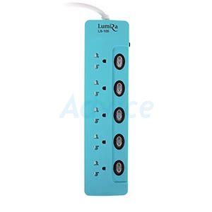 POWER BAR Lumira LS-105 (5M) Blue มอก.2432-2555