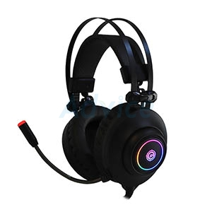 HEADSET (7.1) NEOLUTION E-SPORT LYRA RGB (BLACK)
