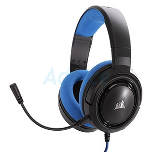 HEADSET (2.1) CORSAIR HS35 (BLUE)