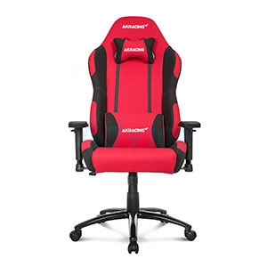 CHAIR AKRACING CORE SERIES EX WIDE (BLACK/RED)