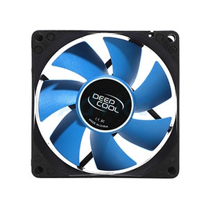 FAN CASE 8cm DEEPCOOL X FAN 80mm