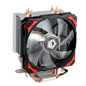 CPU COOLER ID-COOLING SE-214-RED