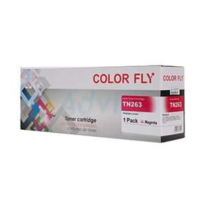 Toner-Re BROTHER TN-263 M - Color Fly