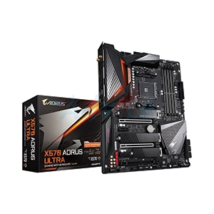 (AM4) GIGABYTE X570 AORUS ULTRA (REV1.0)