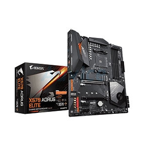 (AM4) GIGABYTE X570 AORUS ELITE (REV1.0)