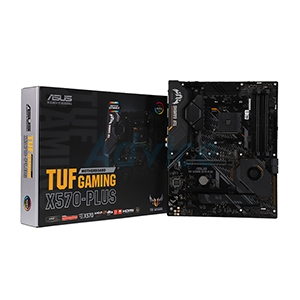 (AM4) ASUS TUF X570 PLUS GAMING