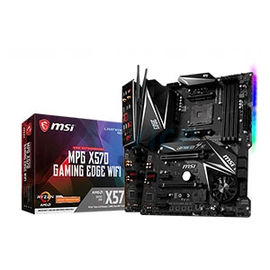 (AM4) MSI MPG X570 GAMING EDGE WIFI