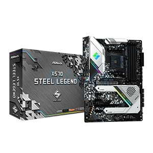 (AM4) ASROCK X570 STEEL LEGEND