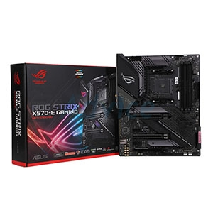 (AM4) ASUS ROG STRIX X570-E Gaming