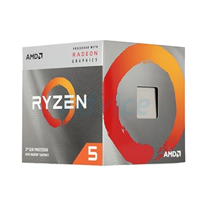 CPU AMD AM4 RYZEN5 3400G