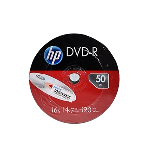 DVD-R HP (50/Pack)