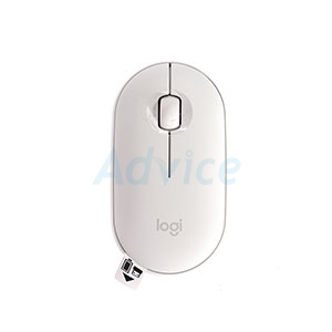 MULTI-DEVICE Mouse LOGITECH (M350) White