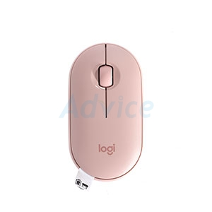 MULTI-DEVICE Mouse LOGITECH (M350) Rose