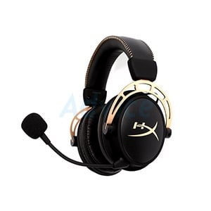 HEADSET (2.1) HYPER-X CLOUD ALPHA (GOLD) LIMITED EDITION