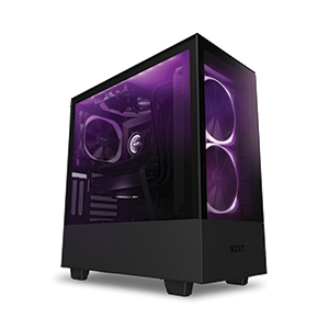 ATX Case (NP) NZXT H510 ELITE (Black)