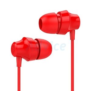 Small Talk Earphone 'PISEN' (A1) Red
