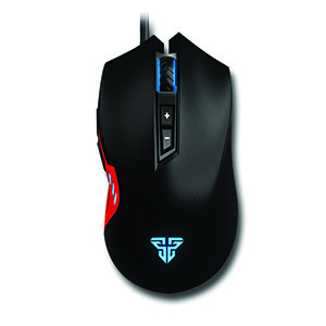 OPTICAL MOUSE FANTECH 15 PHANTOM GAMING (BLACK)