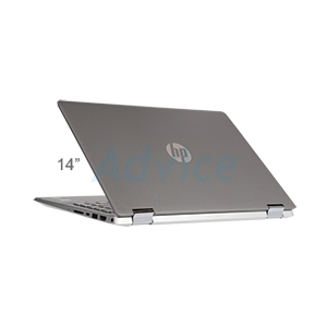 Notebook 2in1 HP Pavilion x360 Convertible 14-dh1019TX ( Silver)