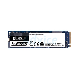500 GB SSD M.2 PCIe Kingston A2000 (SA2000M8/500G) NVMe