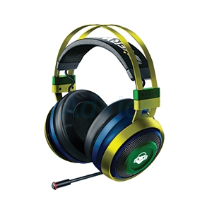 HEADSET (7.1) RAZER NARI ULTIMATE OVERWATCH LUCIO EDITION (Limited)