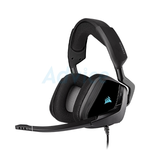 HEADSET (7.1) CORSAIR VOID RGB ELITE USB BLACK
