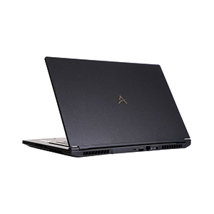 Notebook INTEL Alpha Force II BQC71AUBU6000 (Gunmetal)