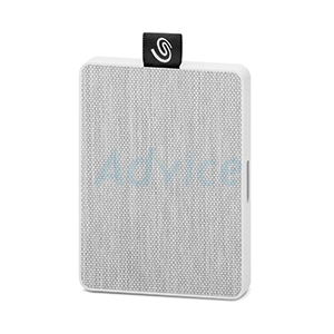 500 GB Ext SSD SEAGATE One Tocuh (STJE500402,White)