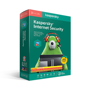 Kaspersky Internet Security  (3Devices) 2020