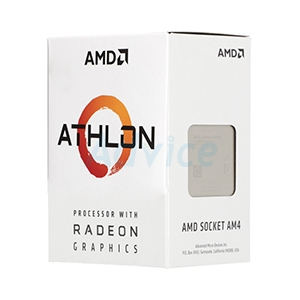 CPU AMD AM4 ATHLON 3000G