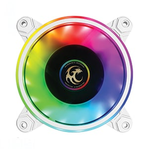 FAN CASE 12cm TSUNAMI 1262 ARGB (White)