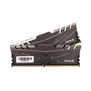 RAM DDR4(3200) 16GB (8GBX2) TEAM Dark Z Grey