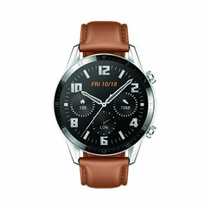 Huawei Watch GT2 (Classic, 46mm) Brown