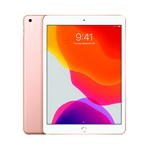 Tablet 10.2'' (Wifi) IPAD 128GB. (MW792TH/A,Isudio) Gold