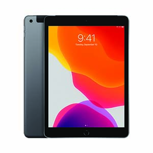 Tablet 10.2'' (Wifi+Cellular) IPAD 32GB. (MW6A2TH/A,Isudio) Space Gray