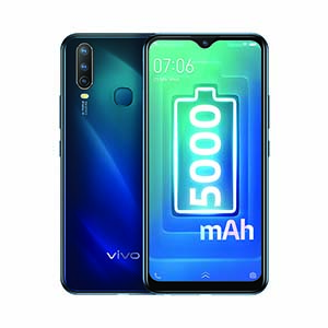 VIVO Y15 (Phatom Black)
