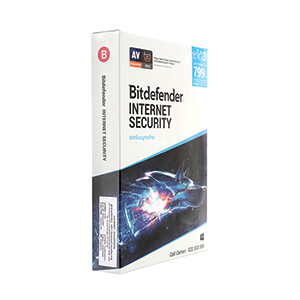 Bitdefender Internet Security  (3Devices)