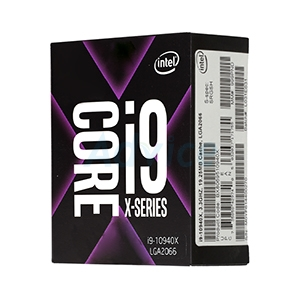 CPU INTEL CORE I9 - 10940X LGA 2066 (ORIGINAL) NO CPU COOLER