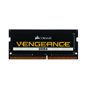 RAM DDR4(2400, NB) 4GB CORSAIR (Vengeance Black,CMSX4GX4M1A2400C16)