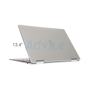Notebook 2in1 Dell XPS 13 7390-W567053104THW10 (Silver)
