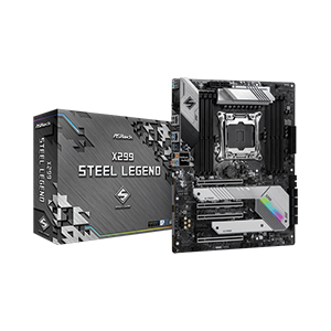 (2066) ASROCK X299 STEEL LEGEND