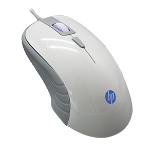 USB Optical Mouse HP GAMING (G100) White