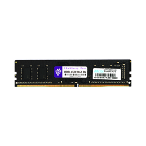 RAM DDR4(2666) 4GB Blackberry 4Chip