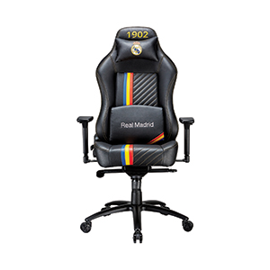 CHAIR TESORO REAL MADRID (BLACK)